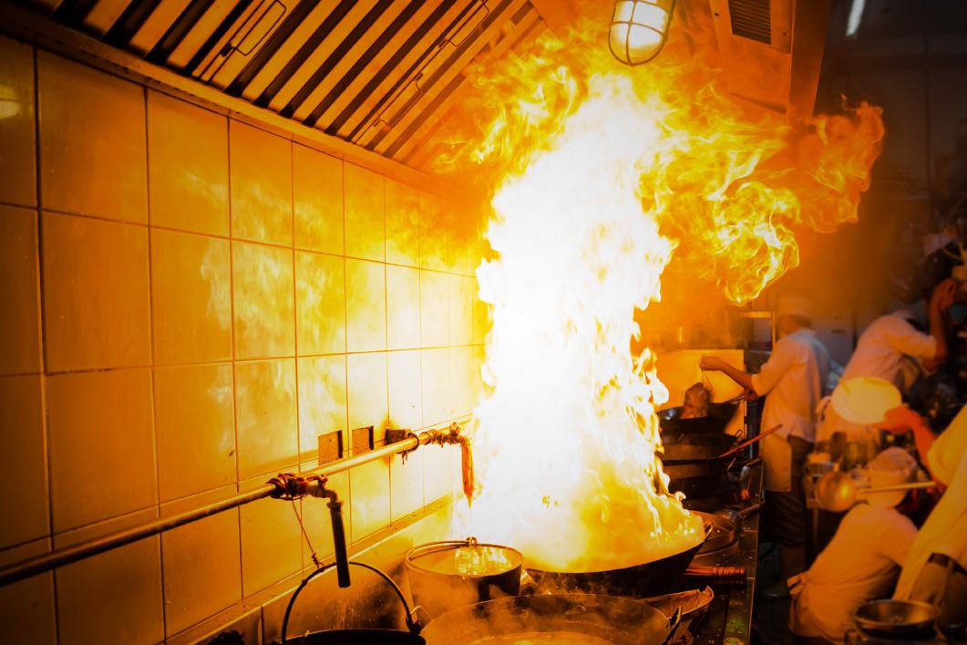 La normativa actual supone un escoyo para nuevas tecnolog as de protecci n contra incendios - Cocina de fuego ...